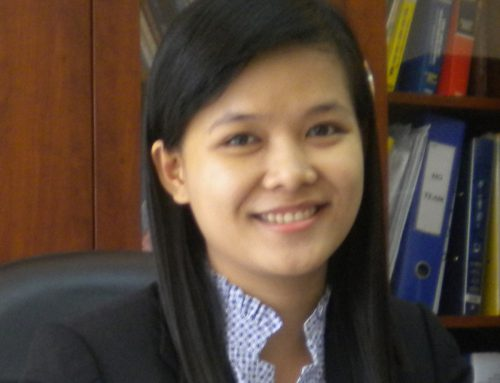 Luật sư Lê Thị Hoàng Vân