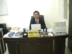 Luật sư PHẠM ĐÌNH HƯNG