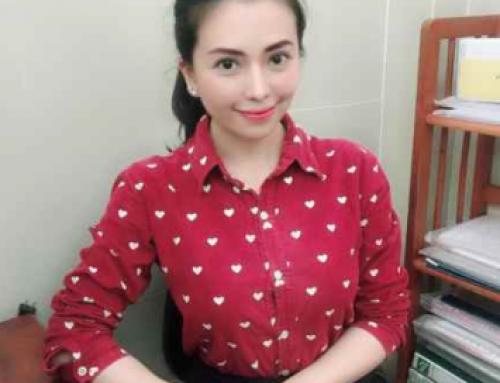 Luật sư tập sự Nguyễn Thị Thanh Hoài